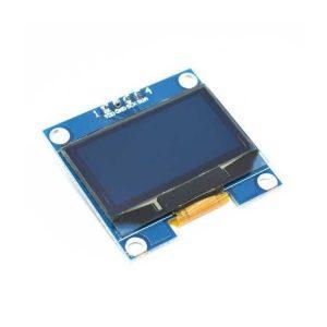 128x64 1.3 inç OLED Grafik Ekran 4 Pin