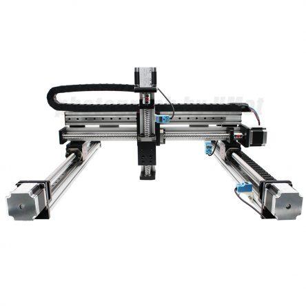 3 Eksenli XYZ Doğrusal CNC Robot 50-4000mm