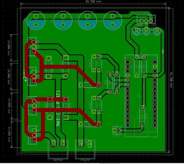 Manyetik Kontak Girişli Güvenlik Kapı Kontrol Cihazı